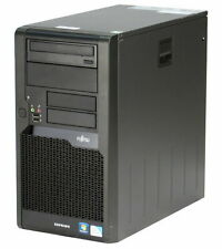 Fujitsu Esprimo P5730 E85+ Core 2 Duo E8400 @ 3GHz 2GB 160GB DVD±RW Tower PC