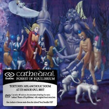 Cathedral : Forest of Equilibrium CD Deluxe  Album with DVD (2009) Amazing Value