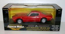 Véhicules miniatures ERTL American Muscle Pontiac