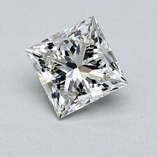GENUINE Faceted PRINCESS CUT Herkimer Diamonds from NY AAA - 4 and 5 mm