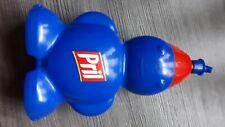 Pril Prilino - kornblau -  leere stylische Prilflasche  = Spülmännchen