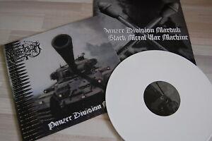MARDUK Panzer Division Marduk Vinyl **COLOURED** LP *RAR* Bathory Immortal