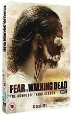 FEAR THE WALKING DEAD COMPLETE SEASON 3 UK REGION 2 UK DVD BOXSET NEW/SEALED