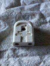 More details for 2 pin vintage radio bakelite mains plug - 02