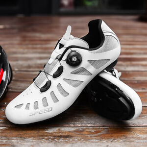 Couple Cycling Shoes Men Road Bicycle Women Out Comfortable Self-locking Unlocki