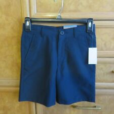 Dockers Navy blue shorts approved schoolwear size 8 reg brand new NWT $28