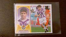 Diego Costa novato-Panini liga este 2009-10 - Perfecto Estado