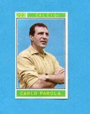 CAMPIONI dello SPORT 1967/68-Figurina n.203- PAROLA -CALCIO-Recuperata