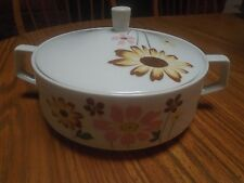 Sunlight by Sears Covered Vegetable Server  Mid-century