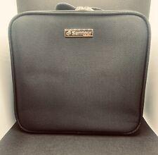 Travel Makeup Case- Professional Cosmetic Makeup Bag Organizer Makeup Carrier
