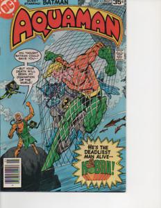 Aquaman #61 - Batman - VF - 1978