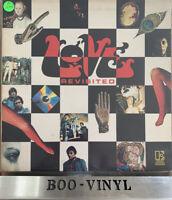 LOVE - REVISITED - vinyl LP album record UK 2469009 ELEKTRA 1970 Ex Con