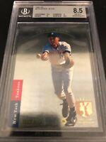 1993 Upper Deck SP Foil #279 Derek Jeter Yankees RC Rookie HOF BGS 8.5 w/ 9.5