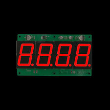 "1.8"" Character Height 7-segment LED Information Display Board"