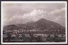 COMO ERBA 12 Cartolina FOTOGRAFICA 1943