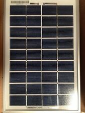 5W 6V Solar Panel >Two pieces< PV Module RV marine Boating >10W 12V in Series<