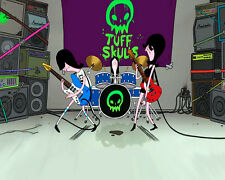"""Tuff Skulls"" =Sanjay & Craig= Personalized by Voice Grey Delisle - Charity!"
