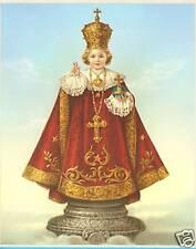 "Catholic Print Picture Infant Jesus of Prague SIMEONE art 8x10"" from Italy"