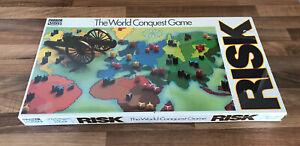 Vintage Risk the world conquest board game 1985 Parker New sealed NOS
