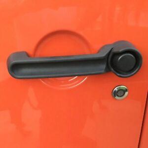 Used 2007-2018 Jeep Wrangler, Exterior Door Handles, Fit All Doors - As New