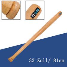 Holz Baseballschläger 32 Zoll/ 81cm Baseball Bat Schläger Selbstverteidigung WOW