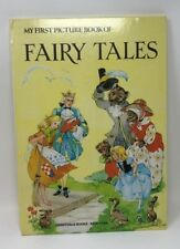 My First Book of FAIRY TALES Derrydale Books Rene Cloke Illustration HB Oversize