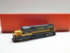 HO Scale Rivarossi - 1870 Lehigh Valley ALCO C-420 Diesel Locomotive Train #408
