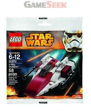 LEGO STAR WARS  A-WING STARFIGHTER SET (IN PLASTIC BAG) (30272) - TOYS BRAND NEW