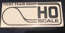 Tichy Train Group Ho Scale Usra Single Sheath Boxcar #4026 Unassembled
