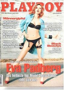 Playboy D 05/2004 Eva Padberg, Jan Josef Liefers, Duell auf dem Nil