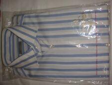 Original Van Laack Business Hemd, 100% Baumwolle, Gr. 40, Blau-weiß gestreift