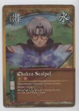 2007 Naruto Collectible Card Game: Dream Legacy #196 Chakra Scalpel Gaming 0b5