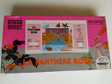 "Lcd game Orlitronic "" La panthère rose Pink panther "" 1984 game watch BOXED"