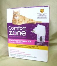 Comfort Zone Calming Diffuser Kit for Cat & Kittens