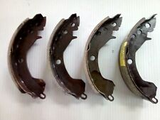 N1398 BRAKE SHOES MITSUBISHI COLT HYUNDAI EXCELL (REAR)