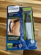 Philips Norelco Bodygroom Series 3500, BG5025/49, Showerproof Lithium-Ion Body