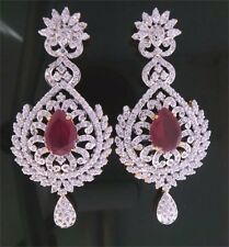 Cubic Zirconia Elegant Designers Earrings 512 46e 78