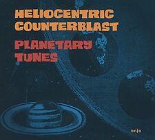 HELIOCENTRIC COUNTERBLAST - PLANETARY TUNES  CD NEU