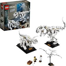 LEGO Ideas (21320) Dinosaur Fossils Building Kit fast shipping 🚛💨