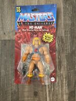 NEW 2020 Masters of the Universe Origins Walmart He-Man Battle Figure