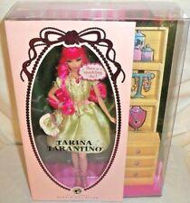 BARBIE TARINA TARANTINO NRFB - GOLD LABEL new model muse doll collection Mattel