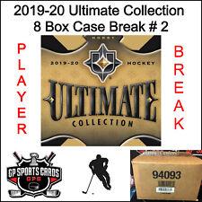 8 Box Case Break # 2 : 19-20 Upper Deck Ultimate Collection - Nicklas Backstrom