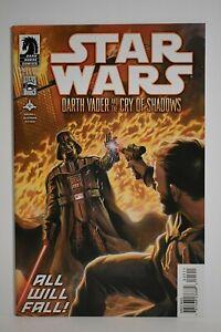 DARK HORSE STAR WARS Darth Vader and the Cry Of Shadows #5