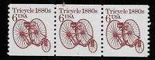US Scott #2126, Plate #1 Coil 1985 Tricycle 6c VF MNH