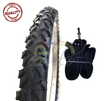 1 COPERTONE NERO + 1 CAMERA D'ARIA 20 X 1.90 (47-406) BICI MTB MOUNTAIN BIKE
