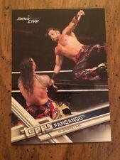 Fandango Topps WWE 2017  Card