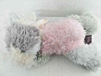 THE BEARINGTON COLLECTION Checkers Pastel Teddy Plush Toy New