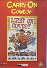 Carry On Cowboy New Sealed DVD
