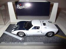 Bizarre 1/43 Ford GT40 Le Mans 1964 #10 BZ271