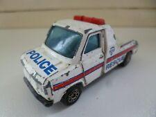 Ford Transit Wrecker - Rescue Police - Corgi -  White - GT Britain
